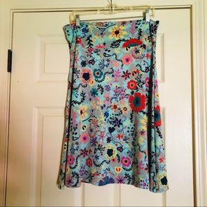 Lu La Roe Azure skirt